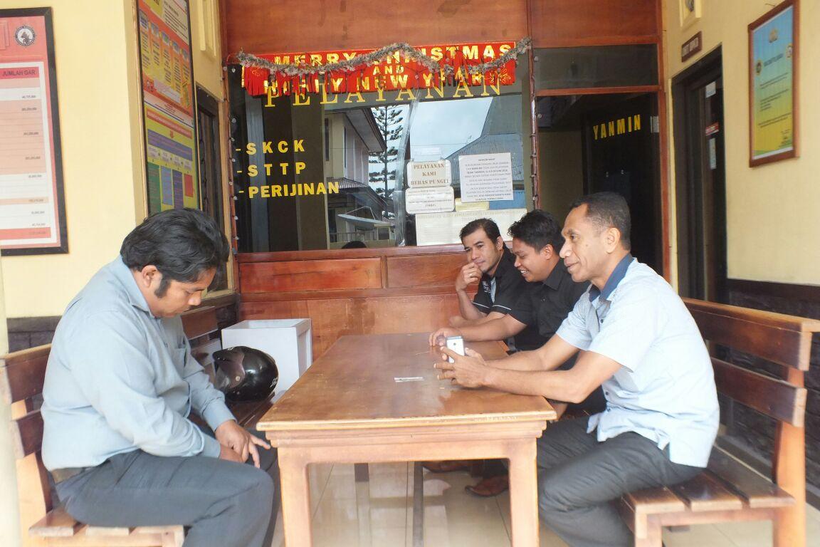 Polres Ngada Amankan Tiga Orang DPO
