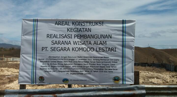 Kontroversi Pembangunan di TNK, Simak Sikap DPRD dan Bupati Mabar