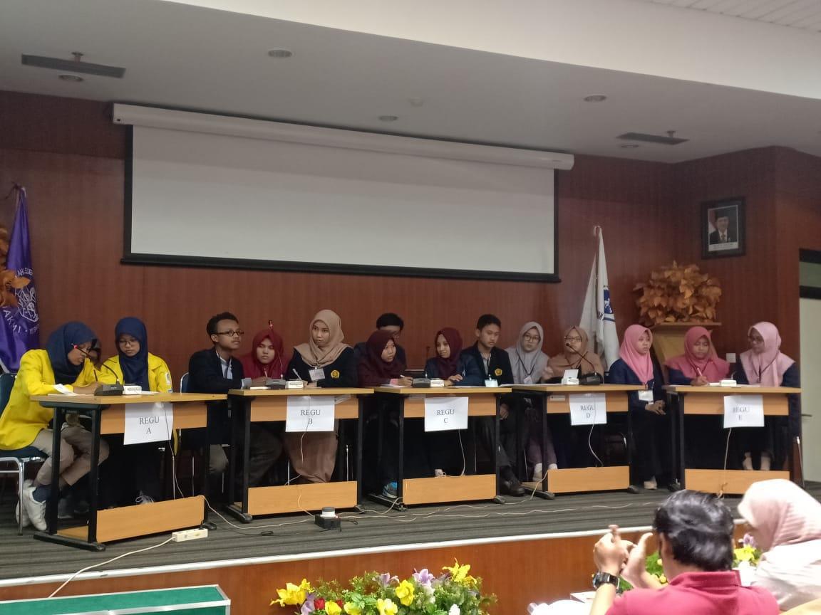 PN PAMI : Mahasiswa KesMas Adalah 'Agent Of Change'