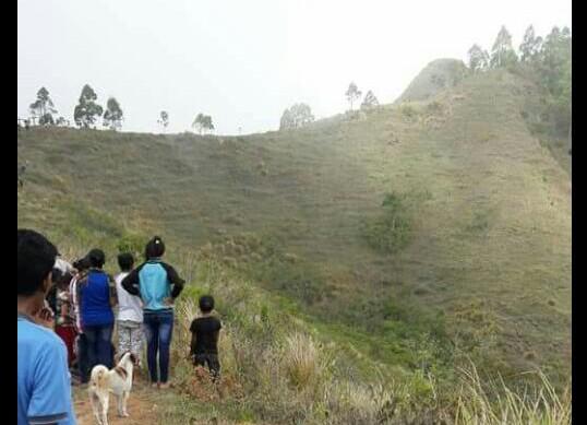 BREAKING NEWS, Bukit Avatar Langa Makan Korban Jiwa