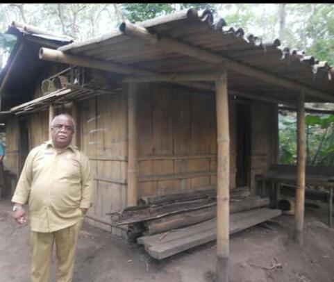 Masyarakat Ngada Dapat Bantuan dari Kementerian Sosial RI