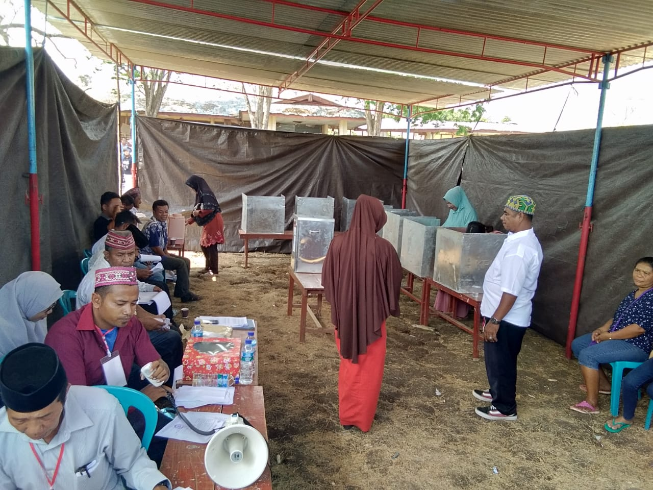 Blangko Hingga 1045 Suara, Cakades Nomor 4 Gugat Panitia Desa Gorontalo