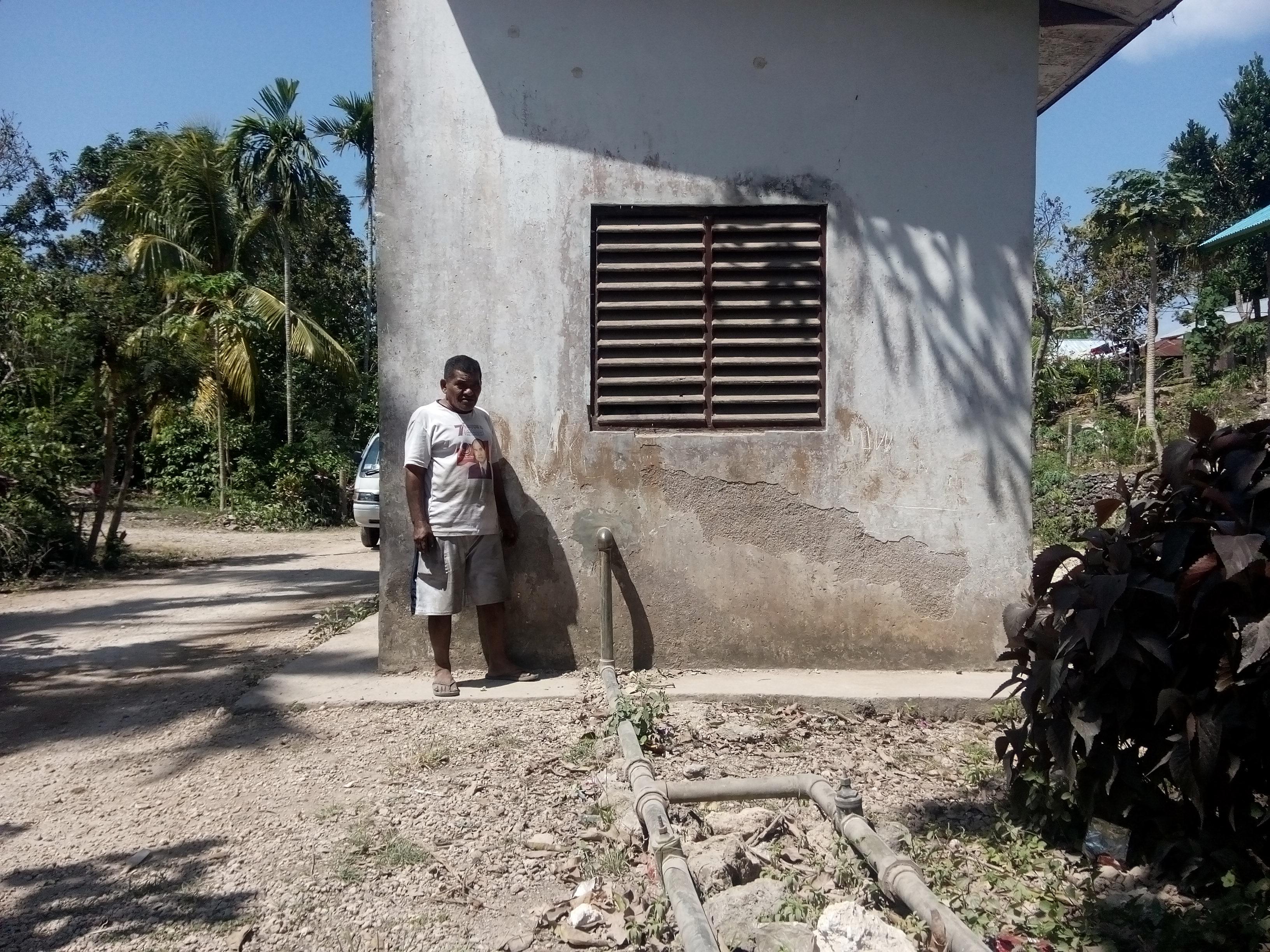 Ratusan Kepala Keluarga di Kelurahan Buraen Kecamatan Amarasi Selatan Krisis Air