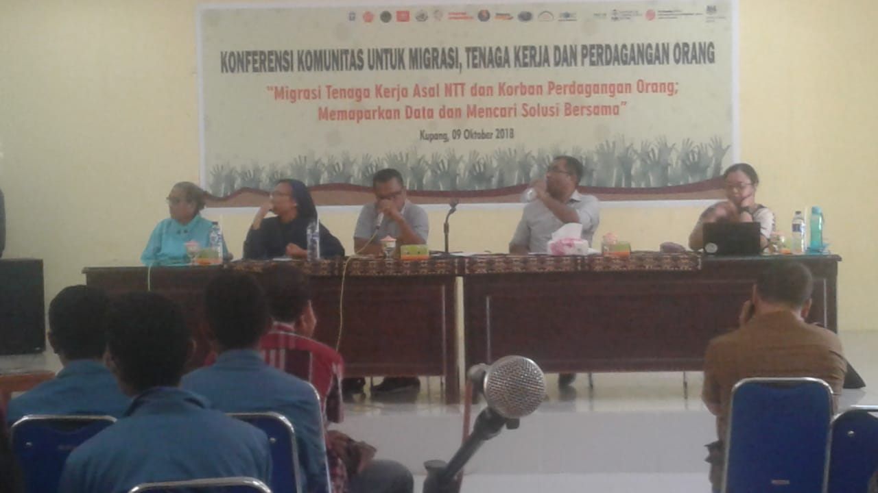 Konferensi Komunitas Peduli Migrasi Dihadiri Sejumlah Stakeholder