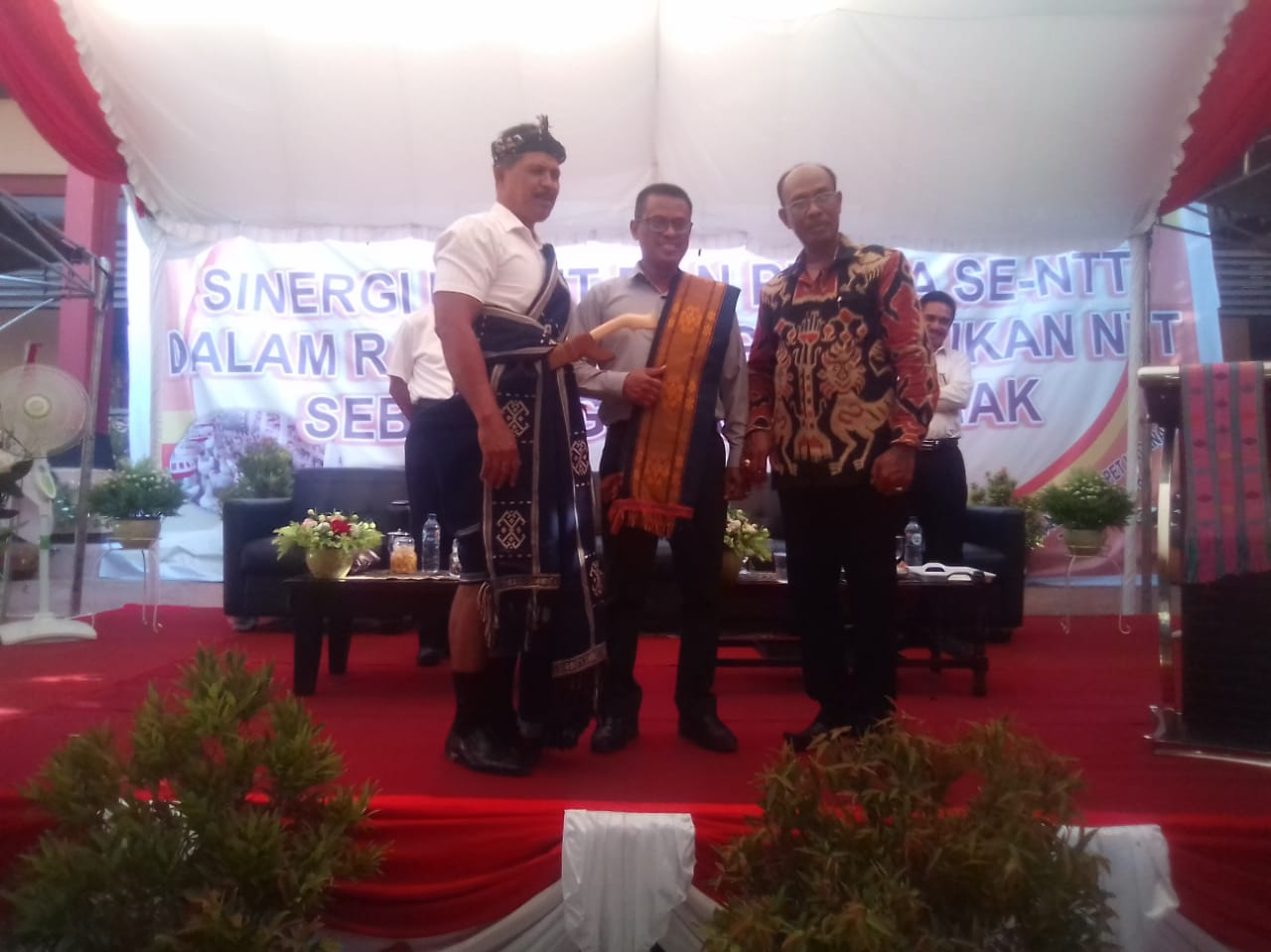 Fakultas Peternakan Undana Rayakan Dies Natalis Ke 55