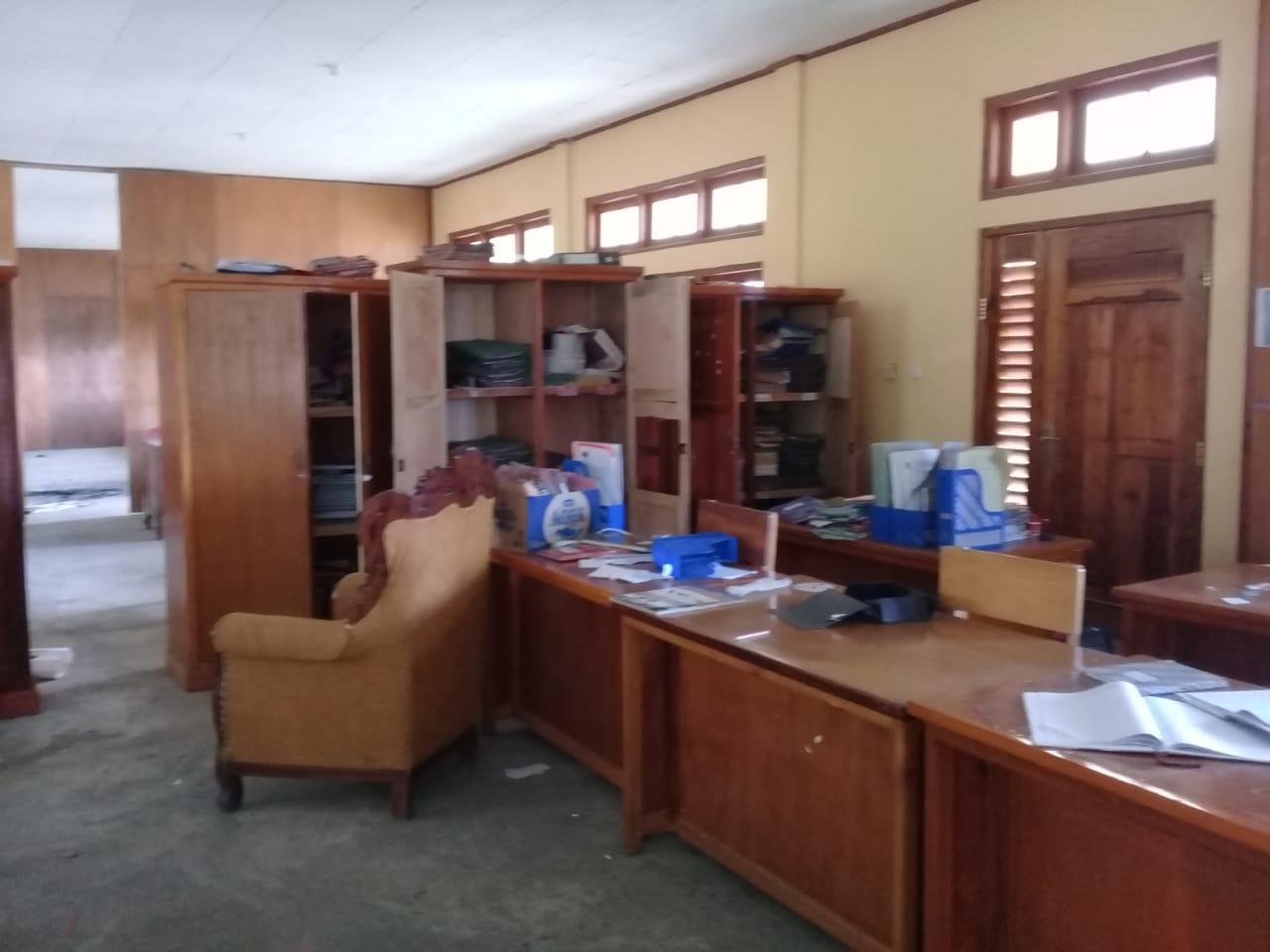 Mahasiswa Undana II Sudah Hengkang, Plt Bupati Ngada Menggerutu