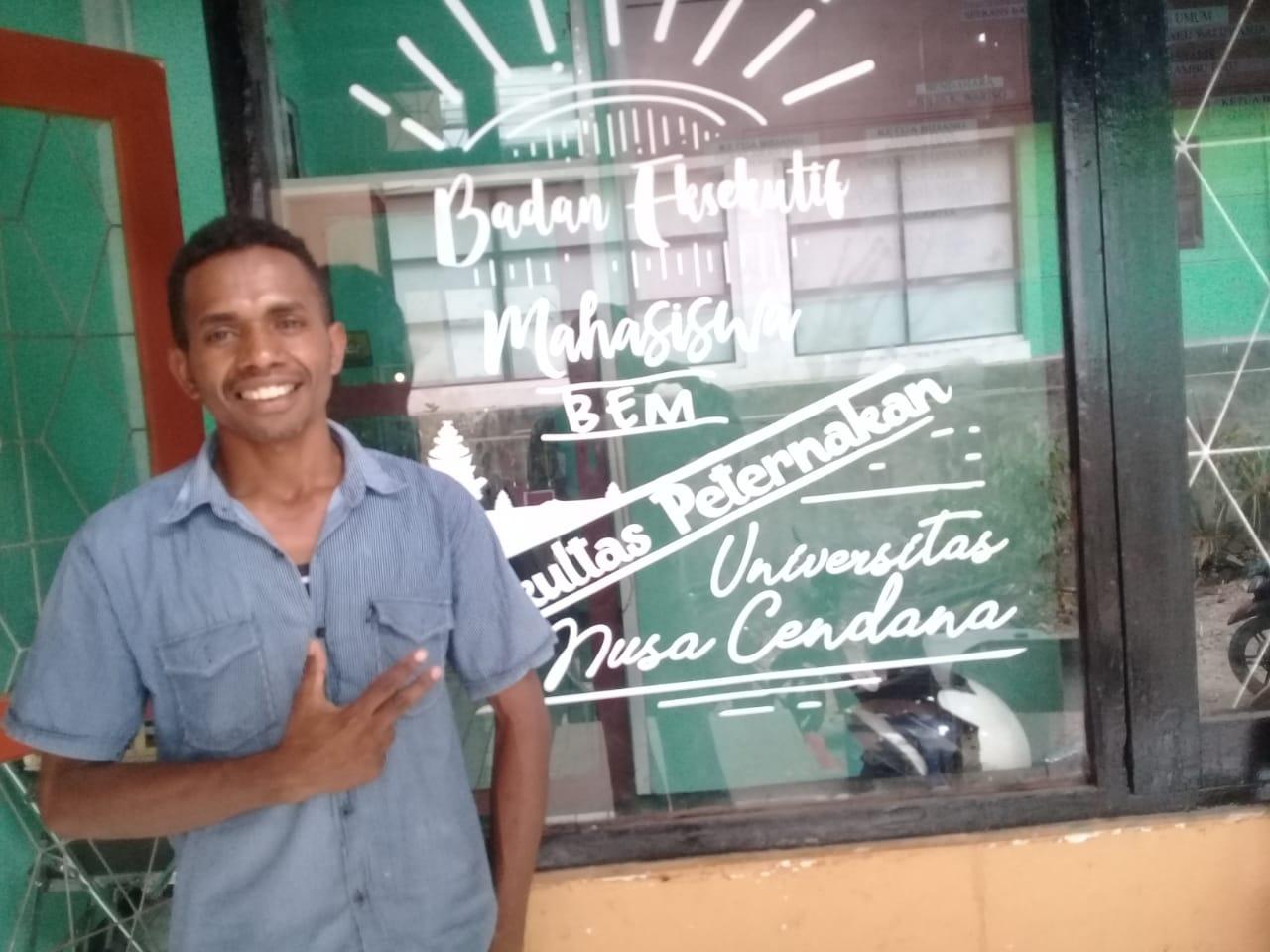 BEM Fakultas Peternakan Undana Adakan Lomba Kreatifitas Mahasiswa Tingkat Kota Kupang
