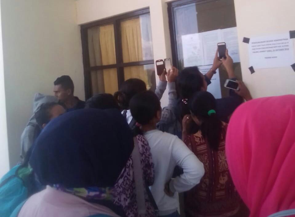 Pengumuman dan Persyaratan Untuk Tahap Lanjut Bagi yang LuLus Seleksi Administrasi CPNS di Kabupaten Kupang Tahun 2018