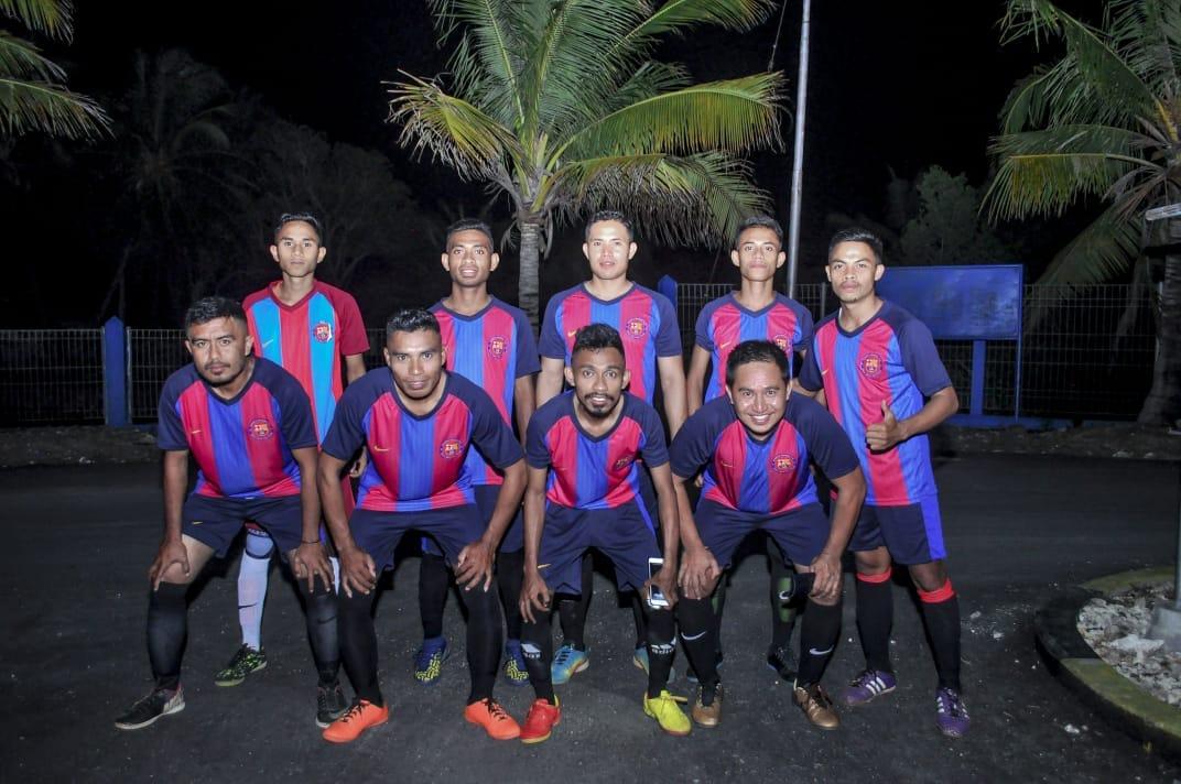 16 Tim Lolos Ke Putaran Kedua Futsal Rote Ndao Cup I