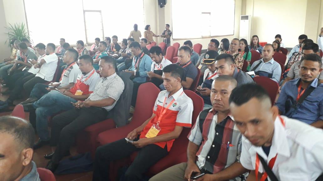 Singgung Soal Tupoksi Dan Gaji Pendamping Lokal Desa, Ini Kata Kadis PMD Provinsi NTT Florianus Mekeng