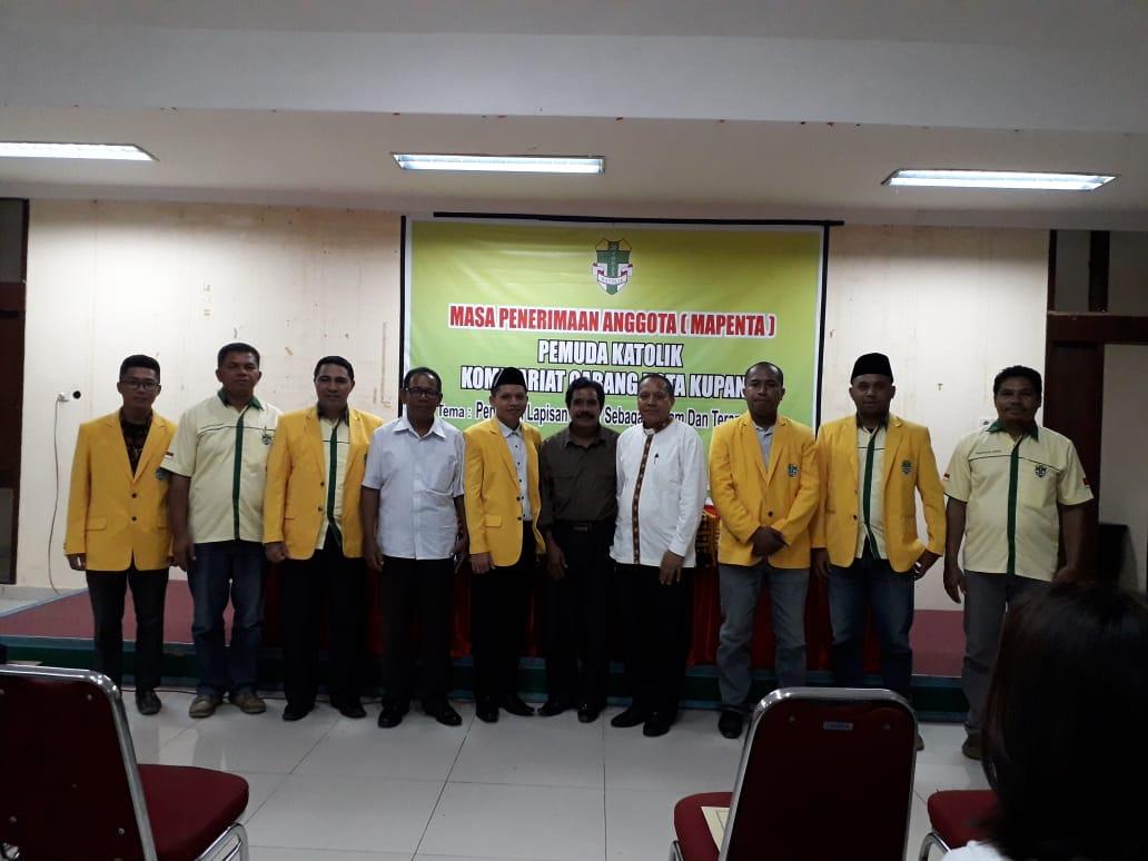 Kaderisasi dan Regenerasi Pemuda Katolik KOMCAB Kota Kupang