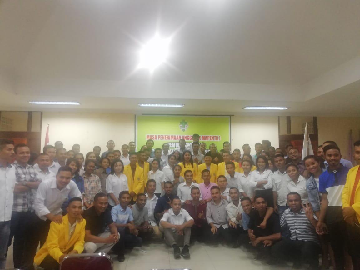 127 Anggota Baru Pemuda Katolik Komcab Kota Kupang Siap Menjadi Garam dan Terang Dunia